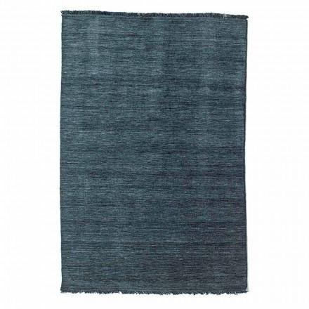 Moderní designový koberec do obývacího pokoje univerzální ze 100% vlny - Pepita
