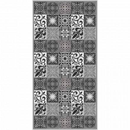 Designový koberec do obývacího pokoje ve PVC a polyesteru s Fantasy - Pita