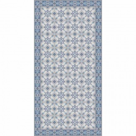 Designový koberec do obývacího pokoje v Pvc a polyesteru obdélníkového vzoru - Chico