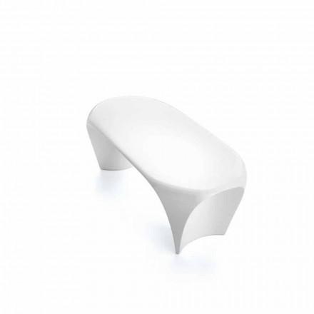 Moderní konferenční stolky pro vnitřní i venkovní použití, 2 kusy - Lily od Myyour