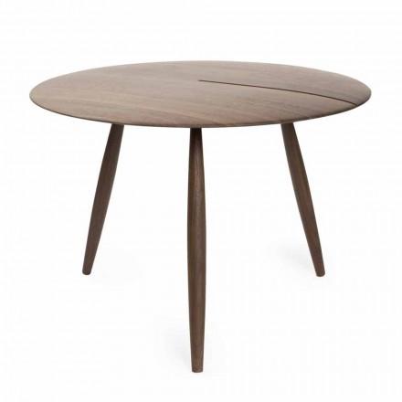 Konferenční stolek z masivního ořechu nebo popela vyrobeného v Itálii - Maxime