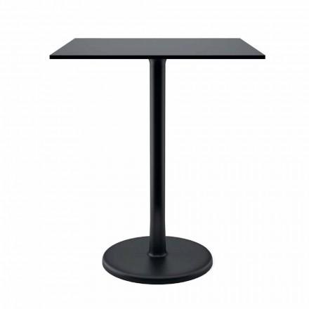 Venkovní stůl z litinového kovu a HPL Vyrobeno v Itálii - Burton