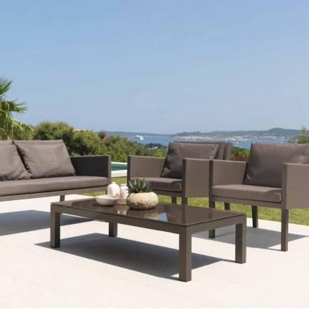 Současný design zahradní stolek Step by Talenti