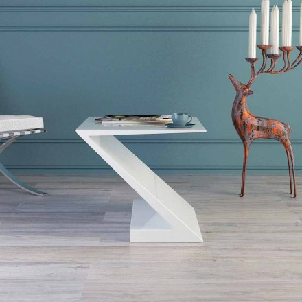 Zeta moderní design bílý konferenční stolek vyrobený v Itálii