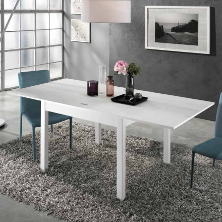 Rozkládací stůl na 2 m od 10 míst moderního designu ve dřevě - Tuttetto