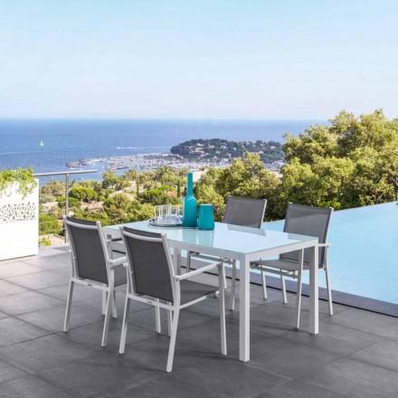 Roztažitelný zahradní stůl Maiorca od Talenti