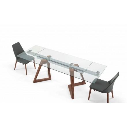 Sklopné a sklopné dřevo Rozkládací stůl do 280 cm - Eugrafo