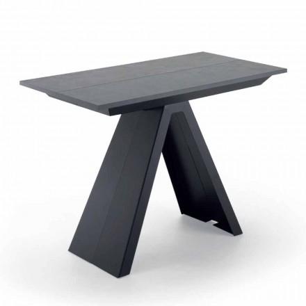 Rozkládací konzolový stůl do 325 cm v laminovaném provedení v Itálii - Dalmata