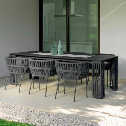 Cliff zahradní stůl rozšiřitelný až 300 cm, Talenti by Palomba