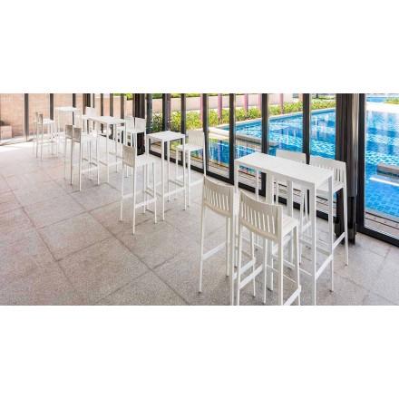 Zahradní stůl Spritz by Vondom v polypropylenu se skleněným vláknem