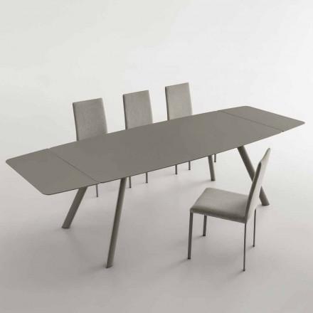 Roztažitelný jídelní stůl do 280 cm ve Fenixu Made in Italy - Lingotto