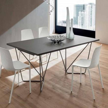 Roztažitelný jídelní stůl až 280 cm ve Fenixu Made in Italy - Eolo