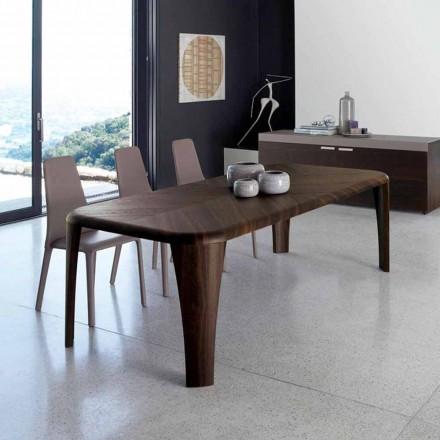 Moderní design dřevěný stůl ručně vyráběný v Itálii Dřevo