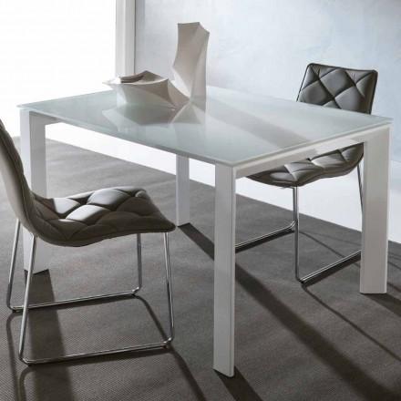 Tvrzené sklo stůl s mono táhne rezervovat Phoenix