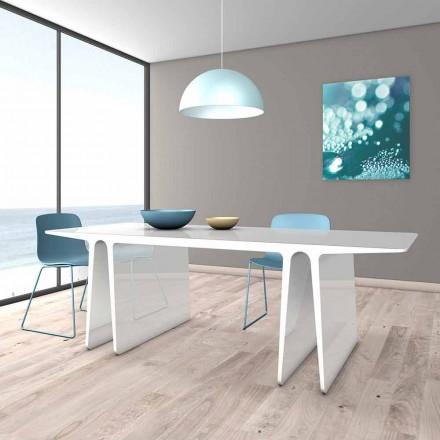 Multifunkční moderní stůl vyrobený v Itálii, Mignanego