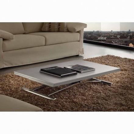 Stolek nebo konferenční stolek rozšiřitelná konstrukce povýšený Nuoro
