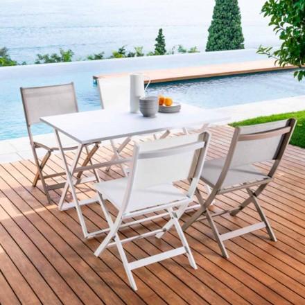 Zahradní skládací stolek Queen by Talenti