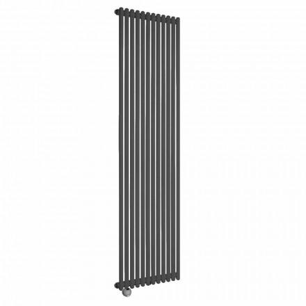 Elektrický nástěnný radiátor Moderní vertikální design 1000 W - Zigolo