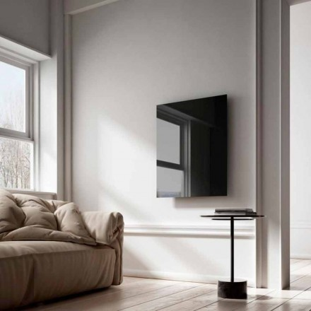 Elektrické provedení Termoarredo infračervené černé sklo Clear