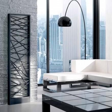 Elektrické radiátory v oceli, metropolitní styl Mikado Scirocco H