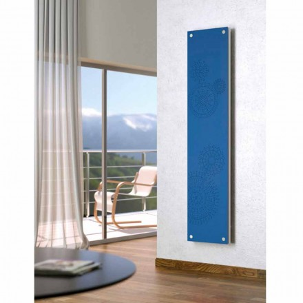 Vertikální elektrický radiátor Obálka nové šaty Scirocco H
