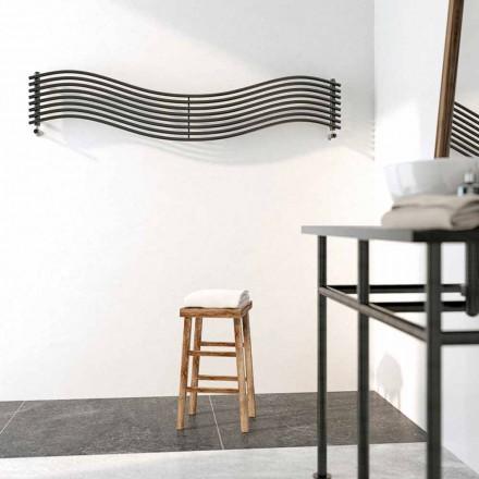 Termoarredo Hydraulický moderní design v vlnu Scirocco H oceli