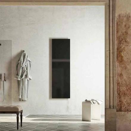 Moderní design vyhřívaný věšák na ručníky, vyráběný v Itálii společností Fidenza
