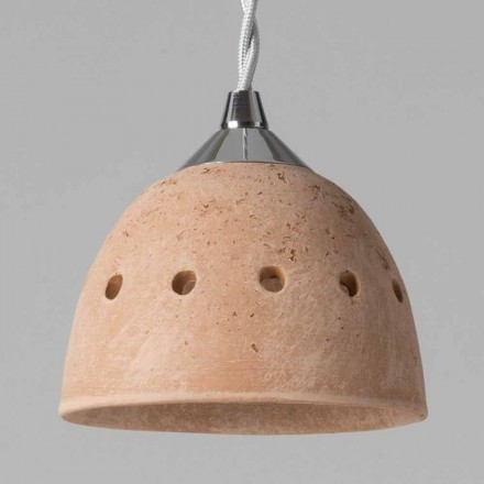 TOSCOT Apuánsko závěsné svítidlo bez růžice Vyrobeno v Toskánsku
