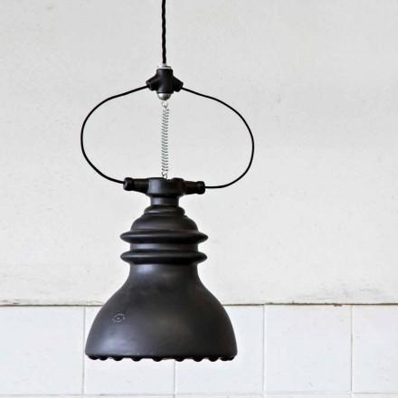 TOSCOT Battersea konstrukce zavěšení keramická lampa