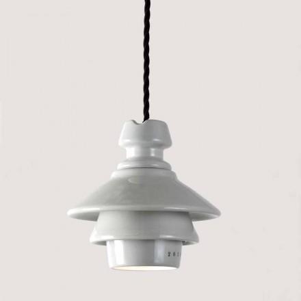 TOSCOT Battersea keramická závěsná lampa ruční