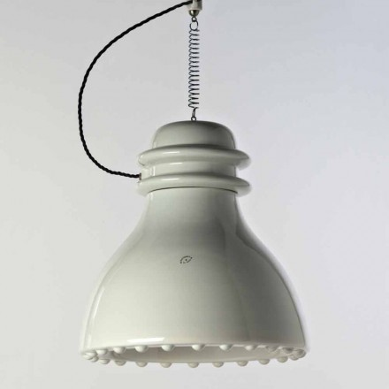 TOSCOT Battersea Contemporary závěsná lampa keramická
