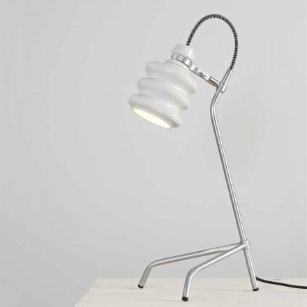 stolní lampa TOSCOT Battersea moderní keramické konstrukce