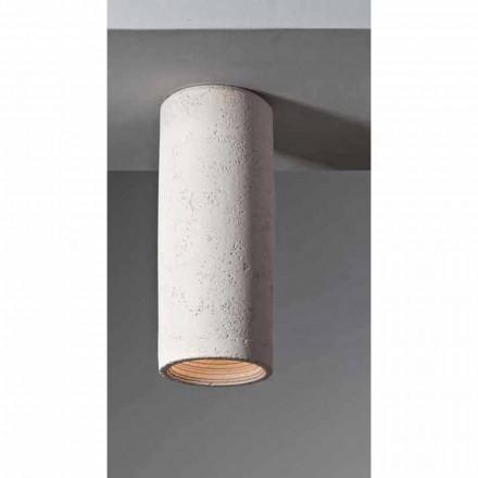 TOSCOT kras velká stropní svítidlo průměr 13 x H 31 cm Vyrobeno v Toskánsku