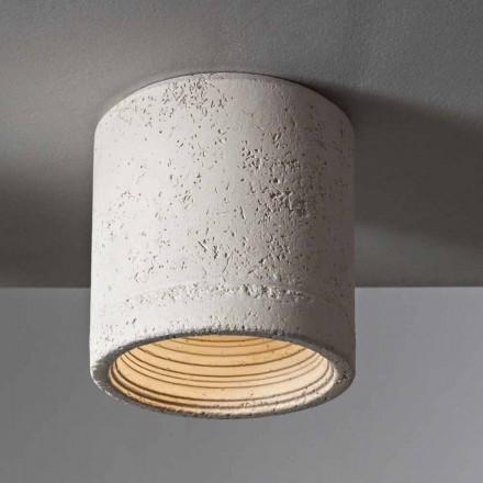TOSCOT kras stropní světlo Ø 13 cm Vyrobeno v Toskánsku