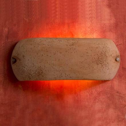 Toscot Castelverde vnitřní / vnější stěnové světlo vyrobené v designu Itálie