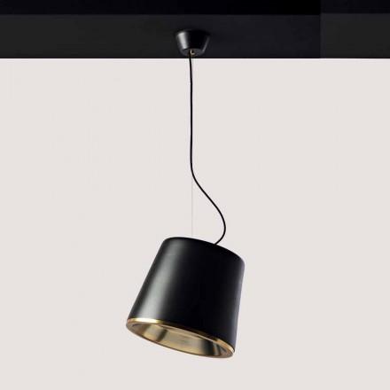TOSCOT Henry závěsná lampa s rozetou Ø37cm