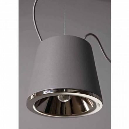 TOSCOT Henry závěsná lampa Ø37cm vyrobený v Toskánsku