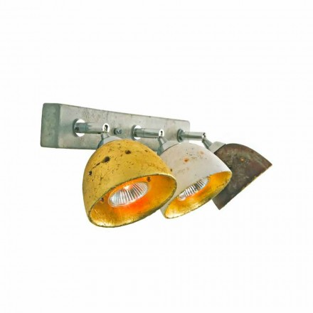 TOSCOT Noceto reglette 3 směrových světel vyrobené v Toskánsku