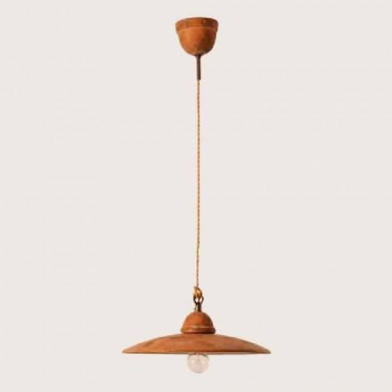 TOSCOT Settimello závěsná lampa vyrobena v Toskánsku