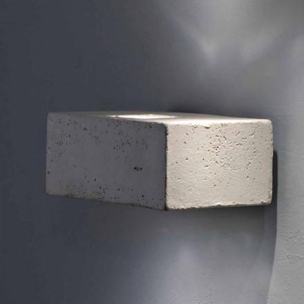 TOSCOT Smith nášivka LED Vnější terakota, vyrobený v Toskánsku