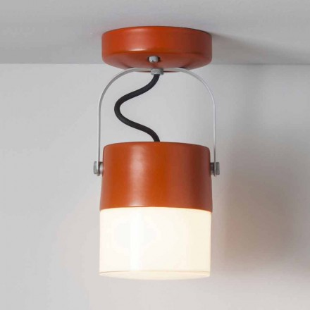 TOSCOT Swing stropní svítidlo / stěna vyrobena v Toskánsku