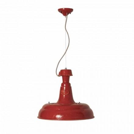 TOSCOT Turin lampa velké odpružení Vyrobeno v Toskánsku