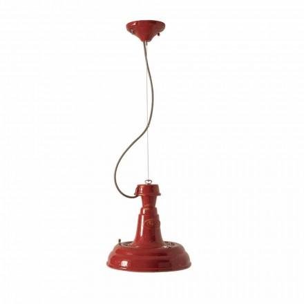 TOSCOT Turin závěsná lampa Vyrobeno v Toskánsku