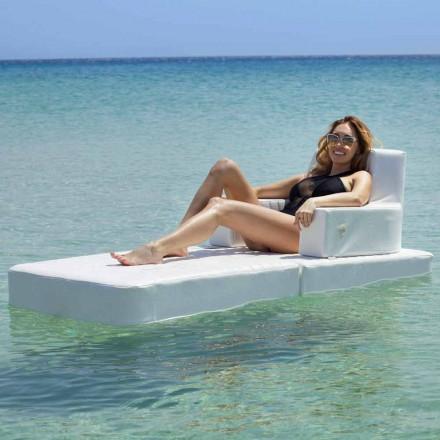Trona Basic plovoucí křeslo pro moderní bazén vyrobené v Itálii