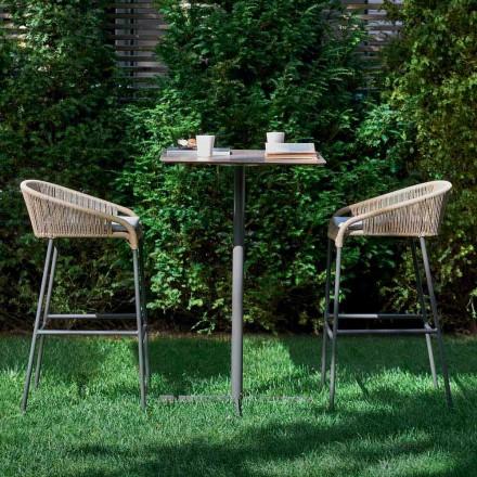 Varaschin Cricket stolička top moderní projektování zahrady, 2 kusy