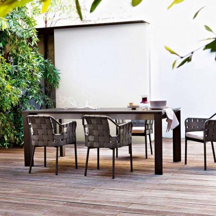 Varaschin Dolmen zahradní stůl rozšiřitelný až na 380 cm