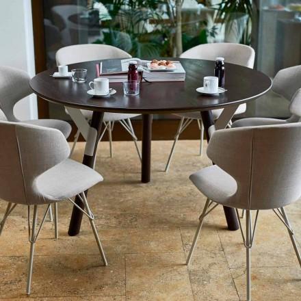 Varaschin odkazy Kulatý stůl pro vnitřní / venkovní moderním designem, H 65 cm