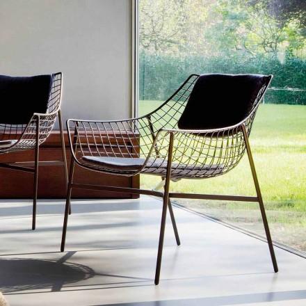 Varaschin Summer Set zahradní lehátko, moderní design