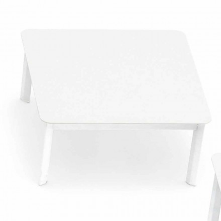 Varaschin Systém designu venkovní konferenční stolek z lakovaného hliníku