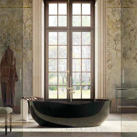 Moderní design obnovující vana Fabriano, vyrobená v Itálii na 100%